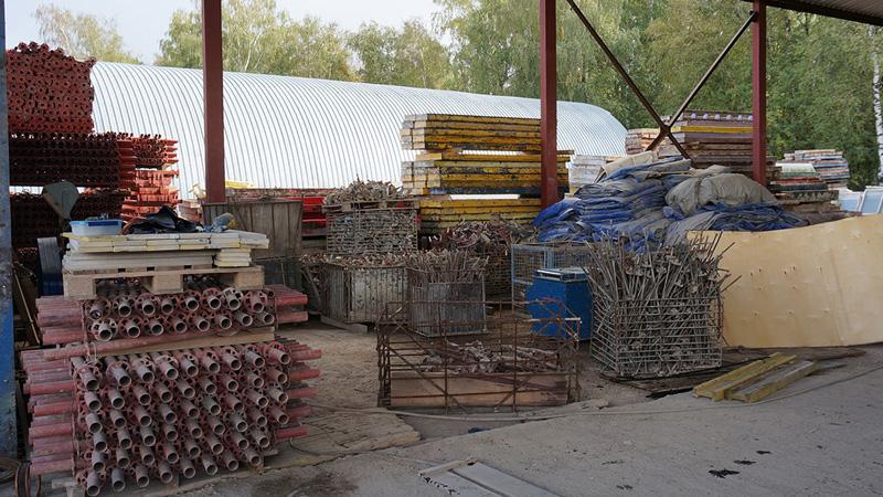 Опалубка для бетона купить бу чем разравнивают бетонную смесь